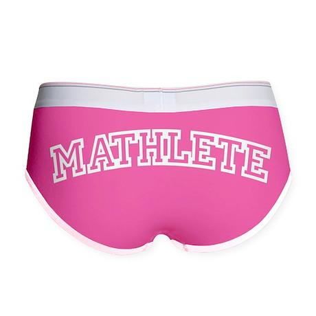 MATHLETE Women's Boy Brief