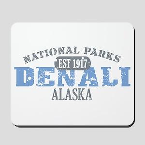 Denali National Park Alaska Mousepad