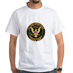 Border Patrol, Citizen - White T-Shirt