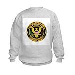 Border Patrol, Citizen - Kids Sweatshirt