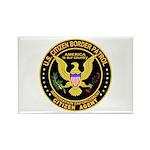 Border Patrol, Citizen - Rectangle Magnet (100 pa