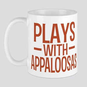 PLAYS Appaloosas Mug
