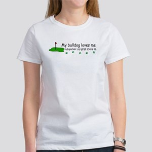 more dog breeds w/this design Women's T-Shirt