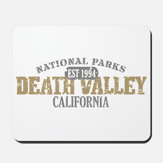 Death Valley National Park CA Mousepad