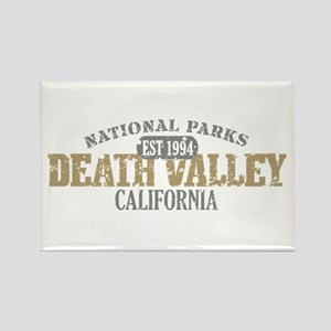 Death Valley National Park CA Rectangle Magnet