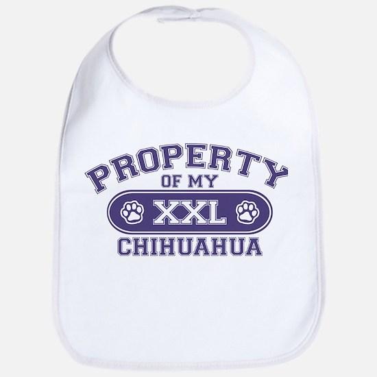 Chihuahua PROPERTY Bib