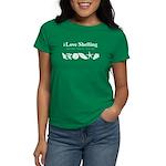 Iloveshelling Crew Neck Tee Shirt T-Shirt