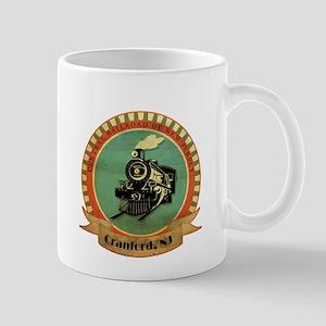 Central Railroad of New Jerse Mug