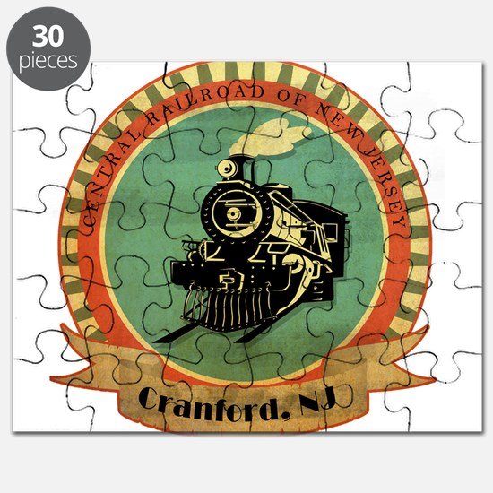 Central Railroad of New Jerse Puzzle