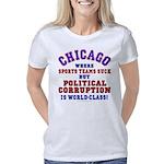 Chicago 1 lt Women's Classic T-Shirt