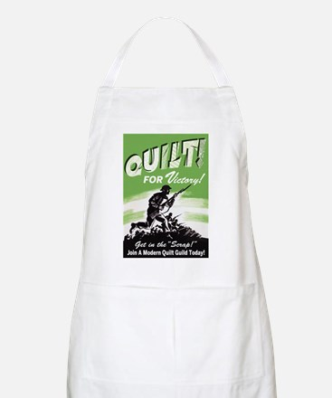 Quilt For Victory! Apron