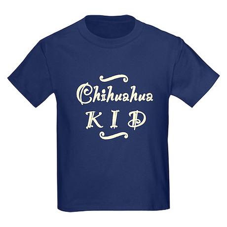 Chihuahua KID Kids Dark T-Shirt