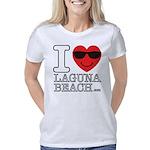 I Love Laguna Beach Women's Classic T-Shirt