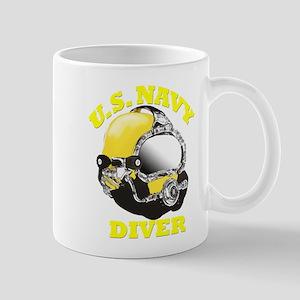 MK21 NAVY DIVER Mug
