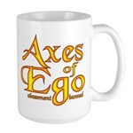 Axes logo 3 Large Mug