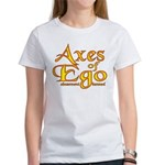 Axes logo 3 Women's T-Shirt