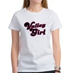 Valley Girl #1 Women's T-shirt