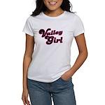 Valley Girl #1 Women's T-shirt