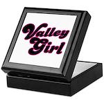 Valley Girl #1 Keepsake Box