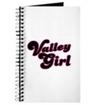Valley Girl #1 Journal