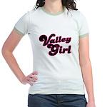 Valley Girl #1 Women's Ringer T-Shirt