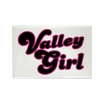 Valley Girl #1 Rectangle Magnet (100 pack)
