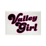 Valley Girl #1 Rectangle Magnet (100 pack)