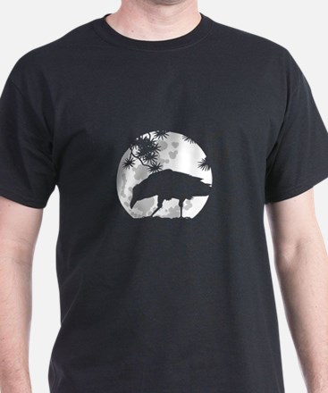 Raven or crow T-Shirt