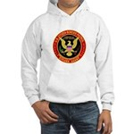 Border Patrol, US Citizen - Hooded Sweatshirt