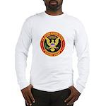 Border Patrol, US Citizen - Long Sleeve T-Shirt