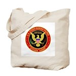 Border Patrol, US Citizen -  Tote Bag