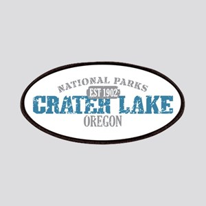 Crater Lake National Park OR Patches