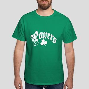Powers - Classic Irish Dark T-Shirt