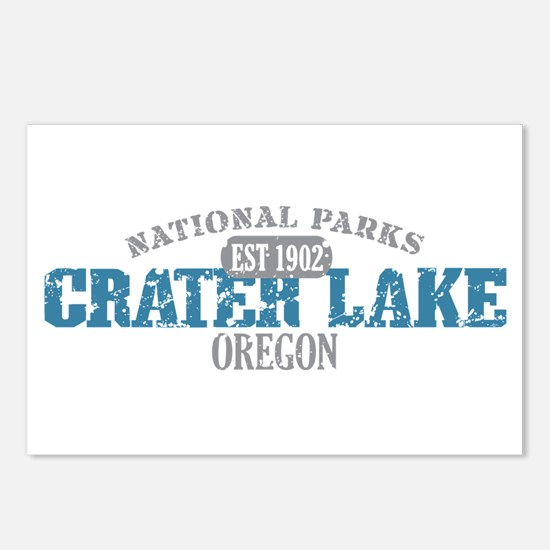 Crater Lake National Park OR Postcards (Package of