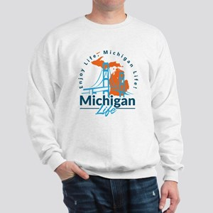 Michigan Life #28 Sweatshirt