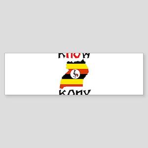 STOP KONY Sticker (Bumper)