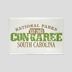 Congaree National Park SC Rectangle Magnet