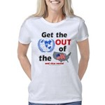 UN out of US Women's Classic T-Shirt