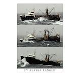 Alaska Ranger Postcards (Package of 8)