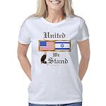 US & Israel United Women's Classic T-Shirt