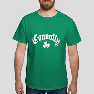 Connolly - Classic Irish Dark T-Shirt
