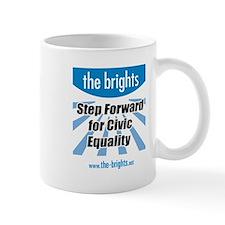 Step Forward Mug