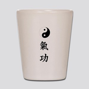 QiGong Shot Glass