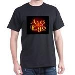 Axes logo 3a Dark T-Shirt