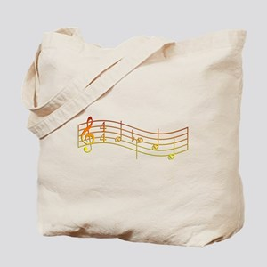 "Flame ""Rue's Whistle"" Tote Bag"