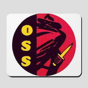 O.S.S. Mousepad