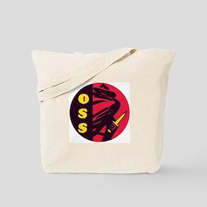 O.S.S. Tote Bag