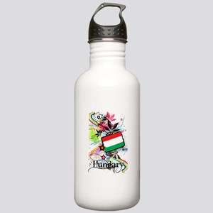 Flower Hungary Stainless Water Bottle 1.0L