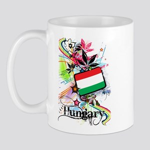 Flower Hungary Mug
