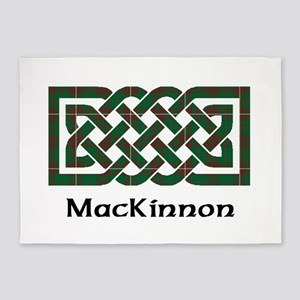 Knot-MacKinnon hunting 5'x7'Area Rug